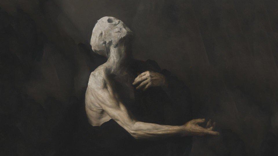 Nicola Samori'nin Nature of Fear koleksiyonundan bir çalışma.